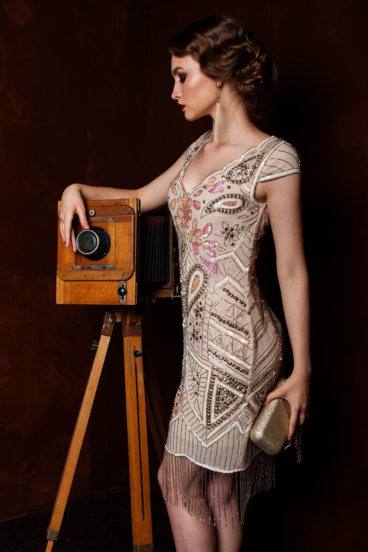 modne sukienki wieczorowe