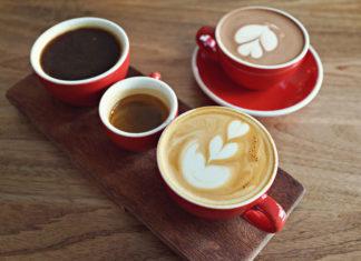 Kawa latte, espresso czy mocha
